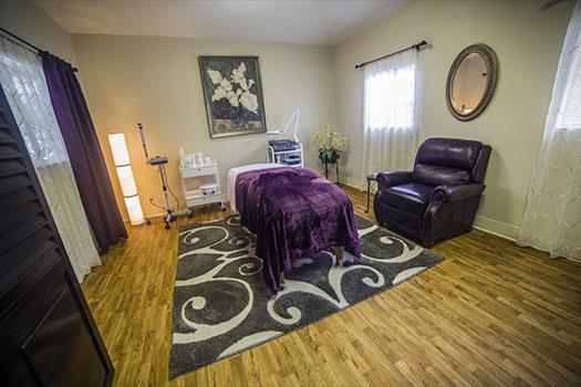 La Estetica San Mateo Treatment Room