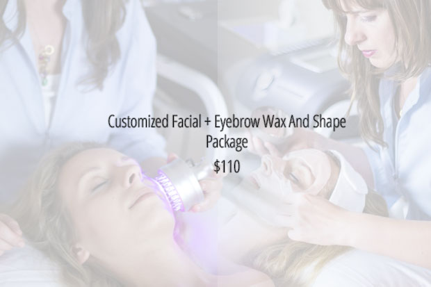 La Estetica Facial Eyebrow Package